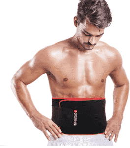 This is a photo of Reformer Athletics Waist Trimmer Abs Belt Trainer